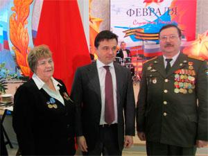 Раиса Федорова: «Приглашаем встретить День Победы вместе с нами»